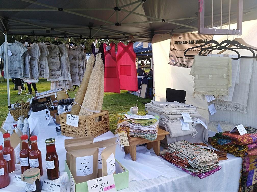 Busselton Foreshore Markets | Handmade and Marina