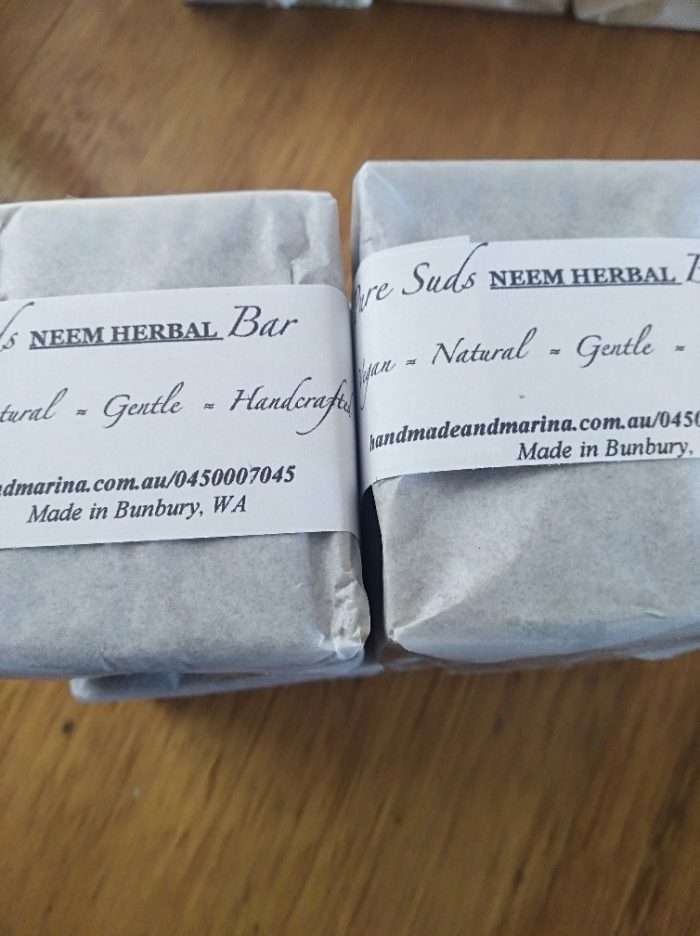 neem herbal wrapped